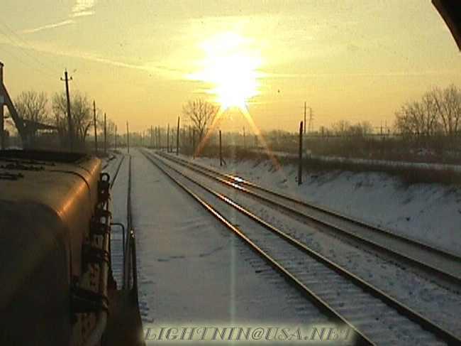 Indiana Harbor Belt Railroad Archive Mainline Views