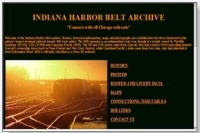 Indiana Harbor Belt RR Archive